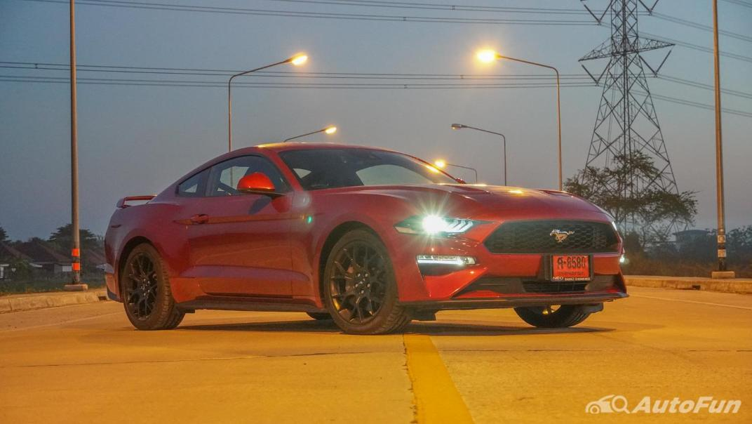 2020 Ford Mustang 2.3L EcoBoost Exterior 039