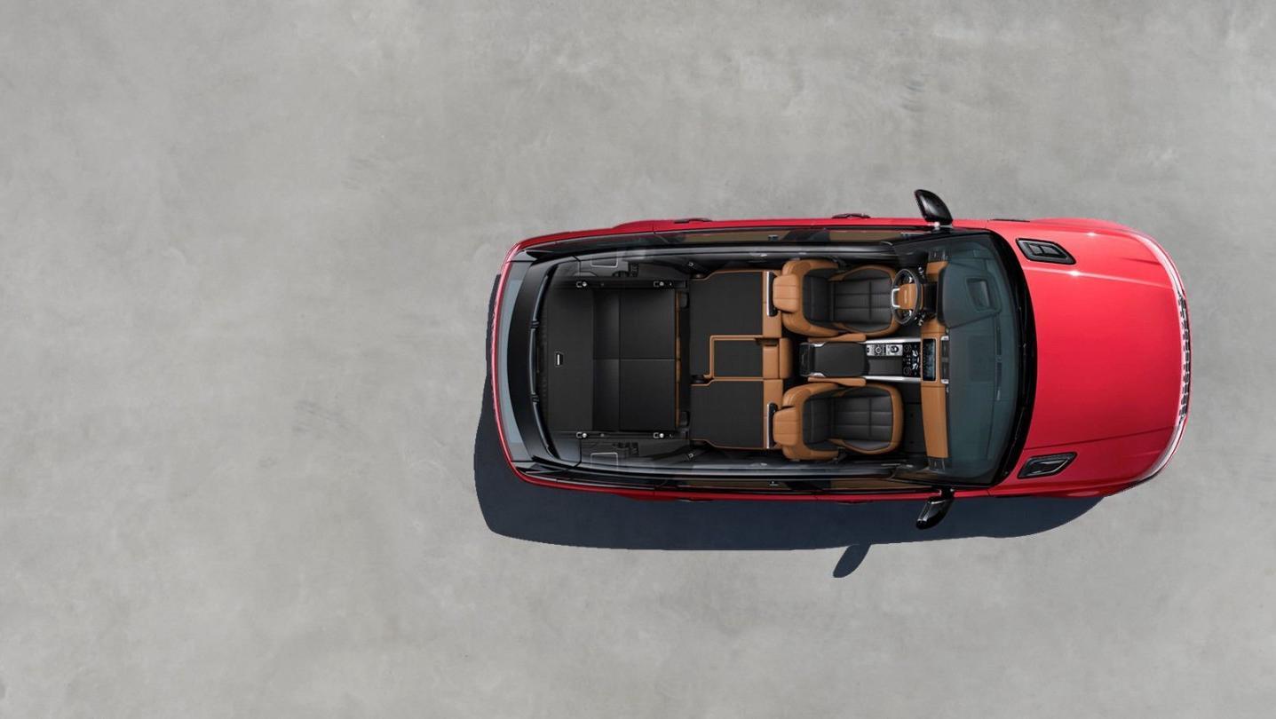 Land Rover Range Rover Sport 2020 Interior 011