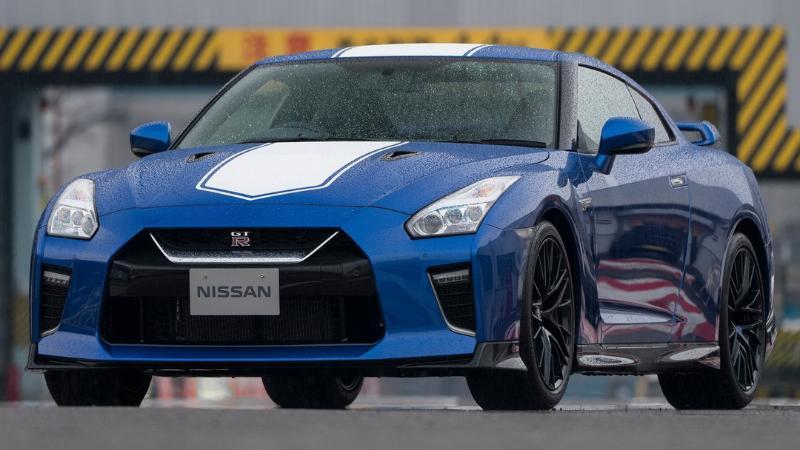 Nissan GT-R รุ่นถัดไปจะมาพร้อมขุมพลัง Hybrid คาดเปิดตัวปลายปี 2022 02