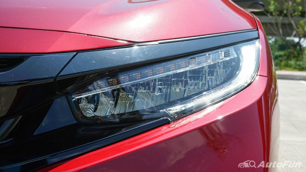2020 Honda Civic 1.5 Turbo RS Exterior 013
