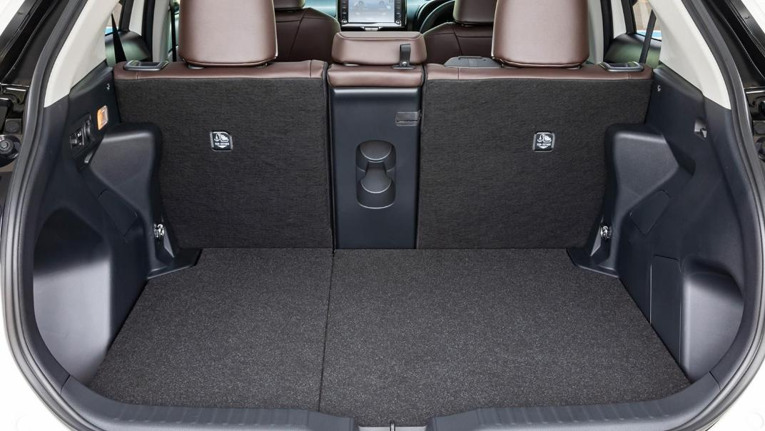 2020 Toyota Yaris Cross International Version Interior 008