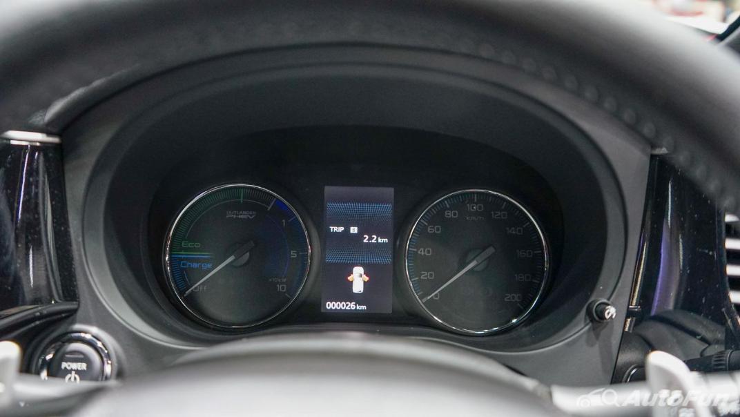 2021 Mitsubishi Outlander PHEV GT Interior 004