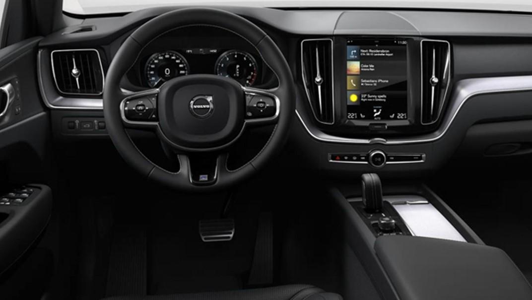 Volvo XC 60 2020 Interior 001