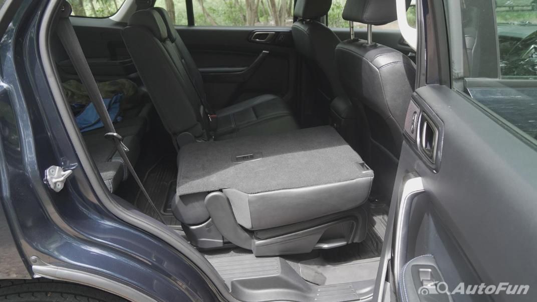 2021 Ford Everest 2.0L Turbo Titanium 4x2 10AT - SPORT Interior 039