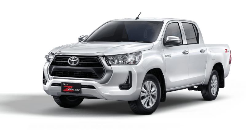 2021 Toyota Hilux Revo Z-edition ทำไมคนสนใจมาก ค้นข้อดี รู้ข้อเสีย ก่อนจ่ายเงิน 803,000 บาท 02