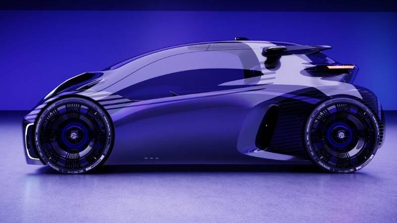 2022 MG Maze รถยนต์ไฟฟ้าหน้าตาล้ำ พร้อมใส่ฟังก์ชั่นลับ ให้คนขับรู้สึกเหมือนเล่นเกม 02