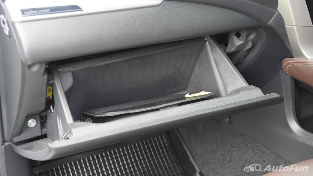 2020 Mitsubishi Pajero Sport 2.4D GT Premium 4WD Elite Edition Interior 024