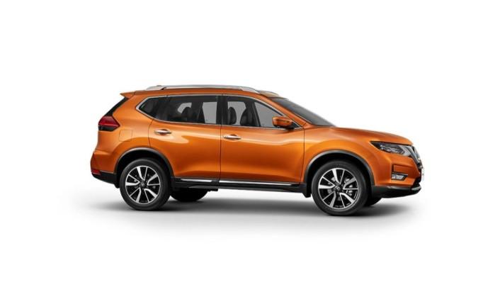 Nissan X-Trail Public 2020 Exterior 007