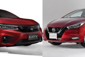 เทียบราคาผ่อน Nissan Almera vs Honda City ต่างกัน 30,000 บาท ใครดอกถูก ใครดาวน์ต่ำ เดี๋ยวรู้กัน