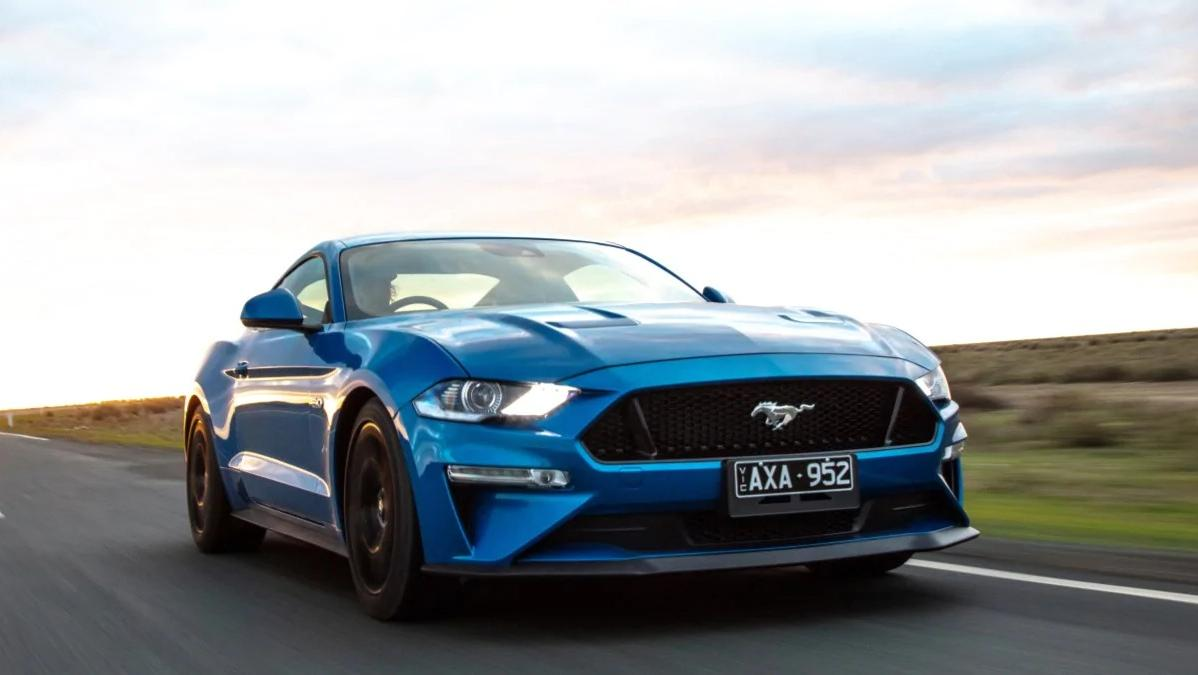 Ford Mustang 2020 Exterior 002