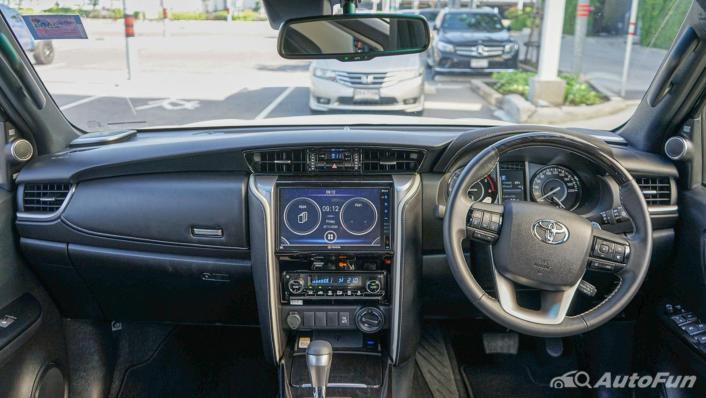 2020 Toyota Fortuner 2.8 Legender 4WD Interior 001