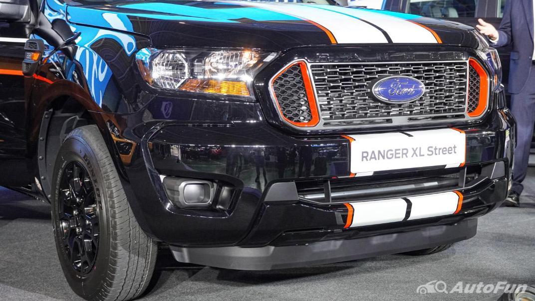 2021 Ford Ranger XL Street Exterior 012
