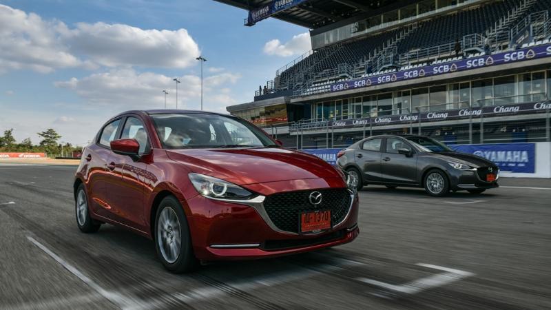 ไฮบริดมาแน่! Mazda เตรียมส่งเก๋ง-SUV ใหม่ลงตลาด หวังกวาดยอด 50,000 คันปลายปีนี้ 02