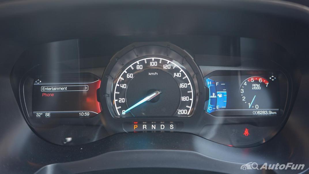 2020 Ford Ranger Double Cab 2.0L Turbo Wildtrak Hi-Rider 10AT Interior 012