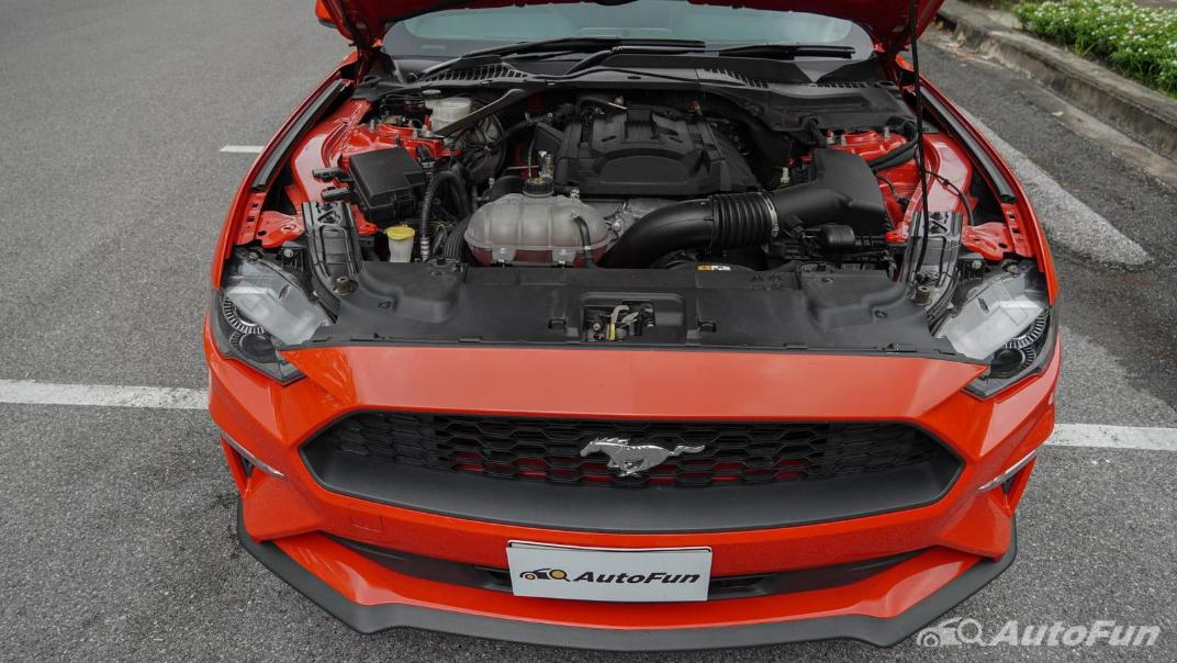 2020 Ford Mustang 2.3L EcoBoost Others 011