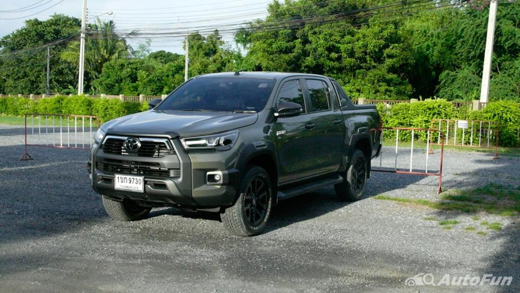 2020 Toyota Hilux Revo Double Cab 4x4 2.8High AT Exterior 017