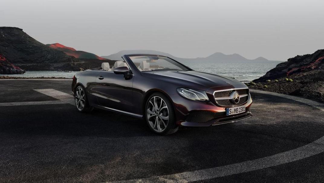 Mercedes-Benz E-Class Cabriolet 2020 Exterior 001
