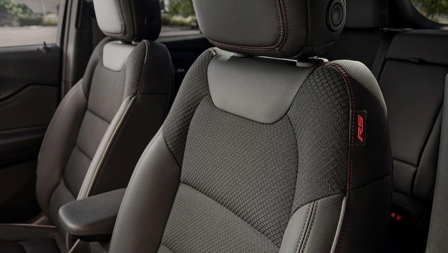 Chevrolet Trailblazer Public 2020 Interior 006