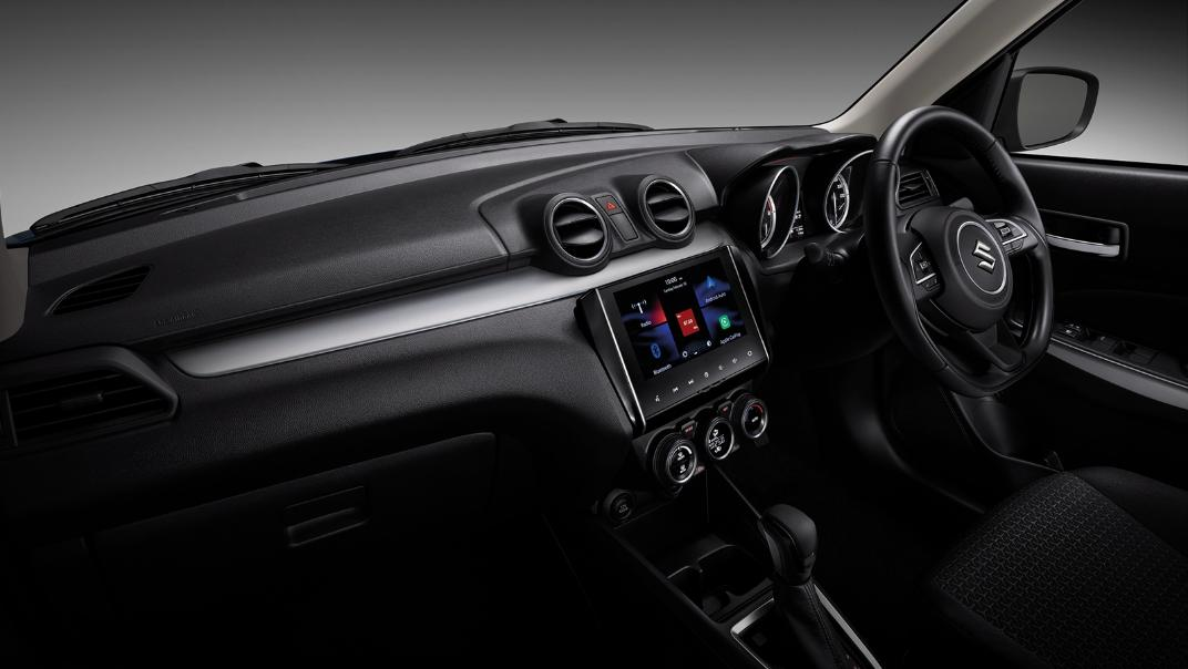 2021 Suzuki Swift Interior 002