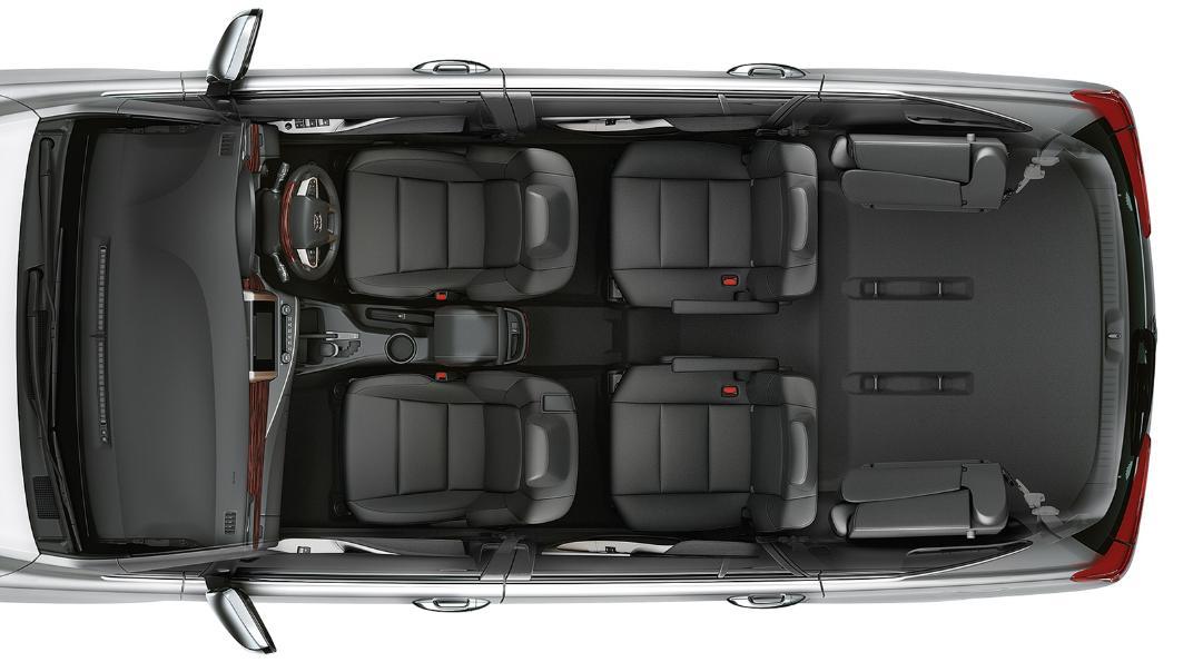 2021 Toyota Innova Crysta Interior 019
