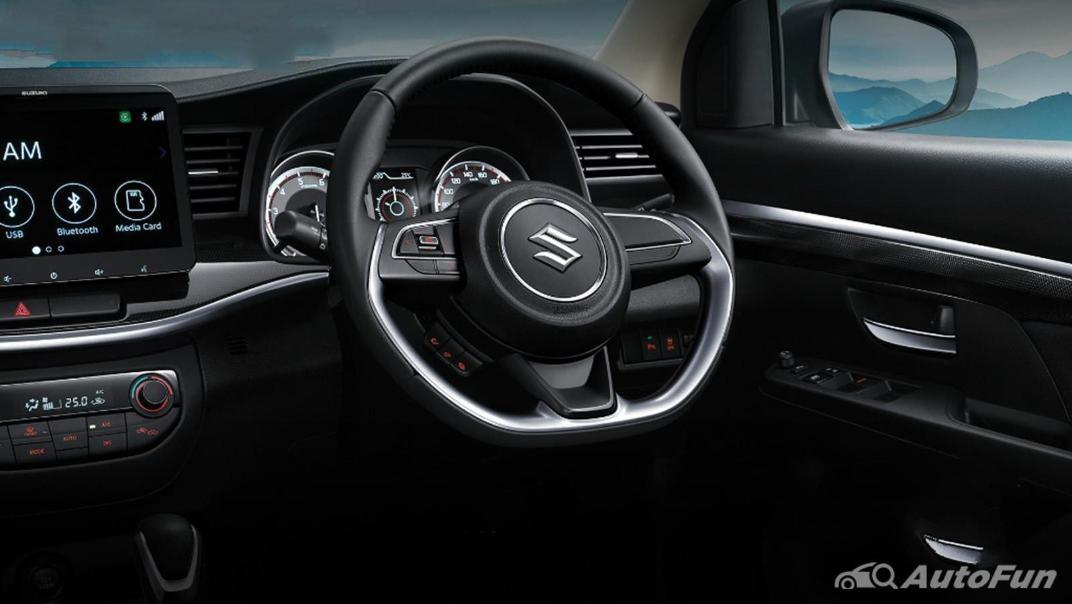 Suzuki XL7 2020 Interior 001