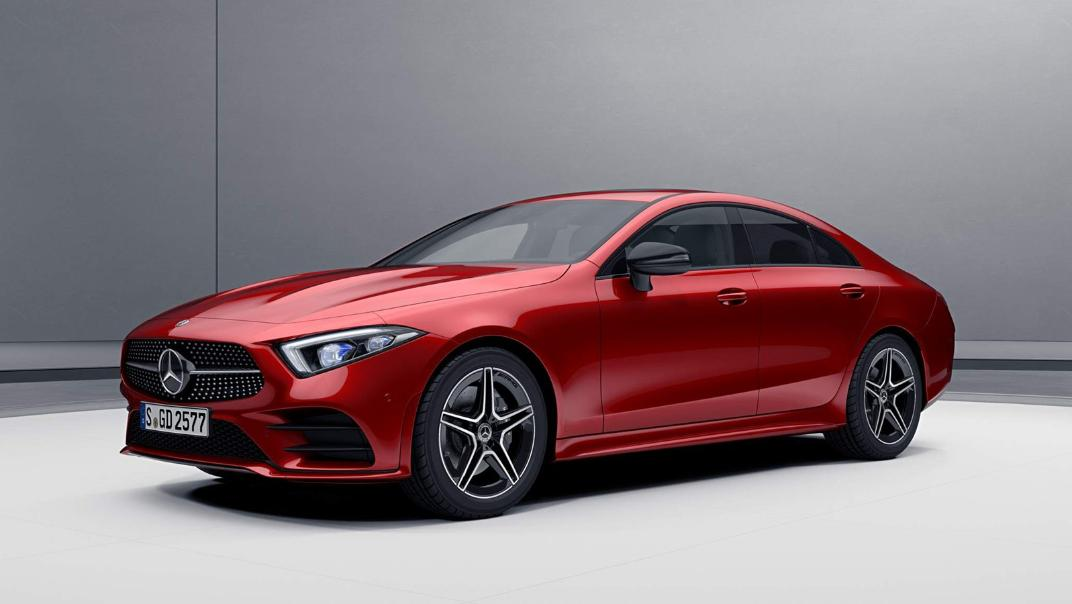 Mercedes-Benz CLS-Class Coupe 2020 Exterior 007