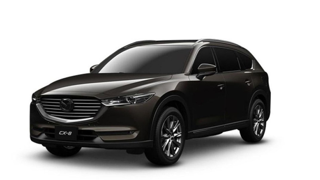 Mazda CX-8 Public 2020 Others 004