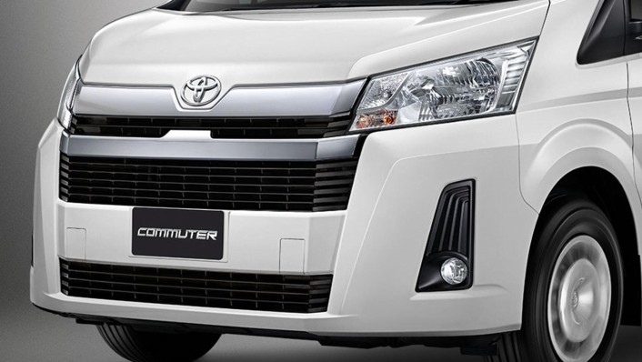 Toyota Commuter 2020 Exterior 006