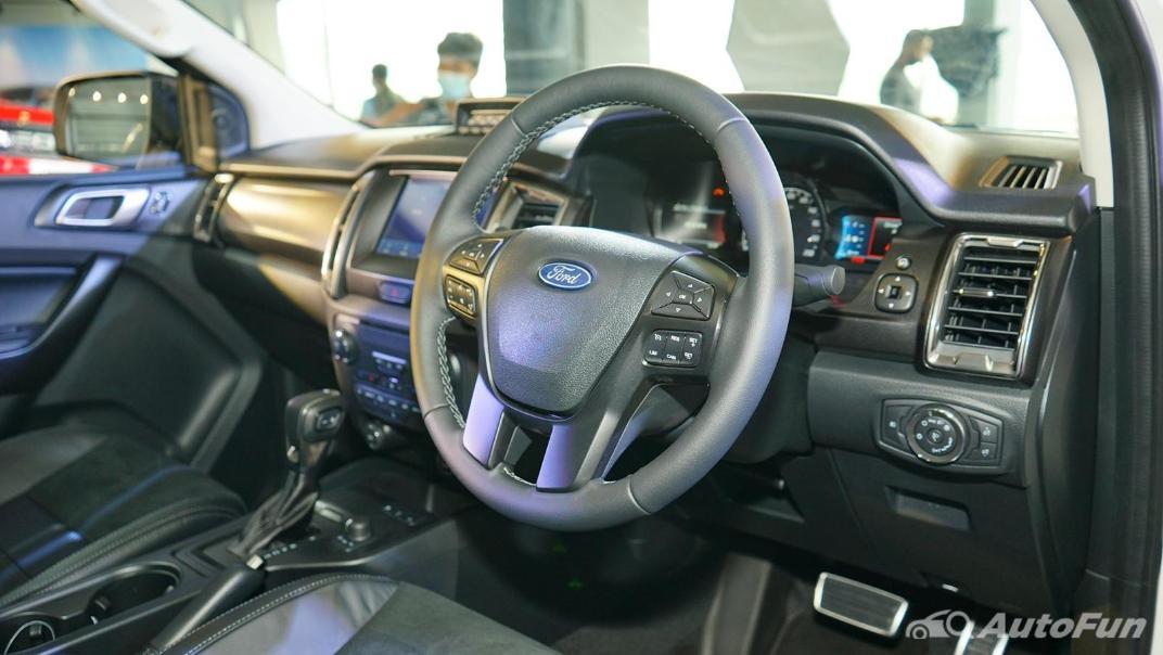 2021 Ford Ranger FX4 MAX Interior 003