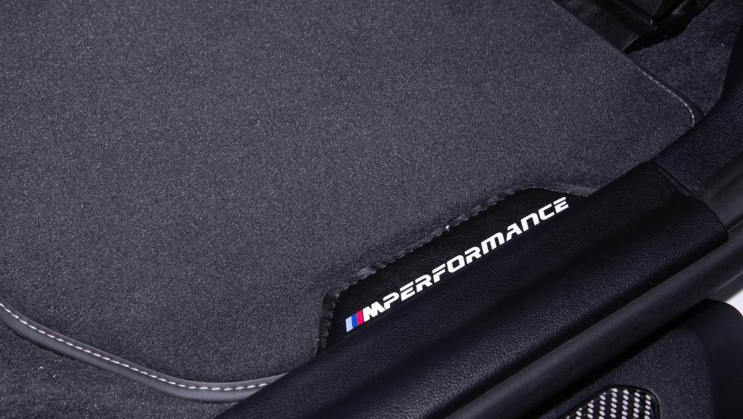 2021 BMW X3 xDrive20d M Sport Interior 002
