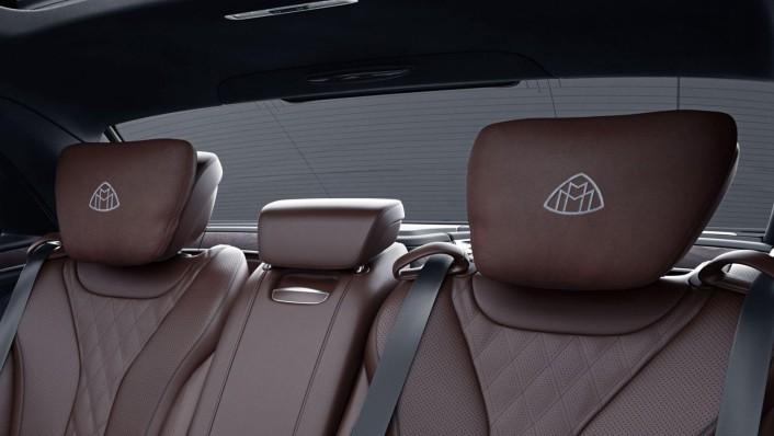 Mercedes-Benz Maybach S-Class 2020 Interior 007