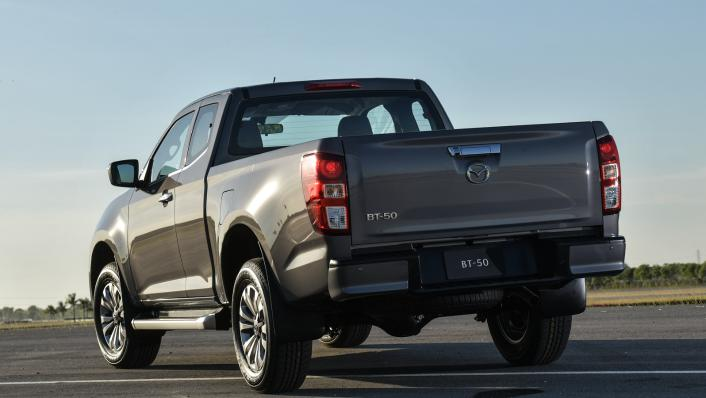 2021 Mazda BT-50 Freestyle cab Upcoming Version Exterior 010