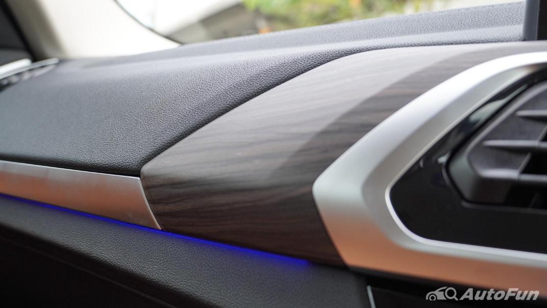 2020 2.0 BMW X3 xDrive20d M Sport Interior 040