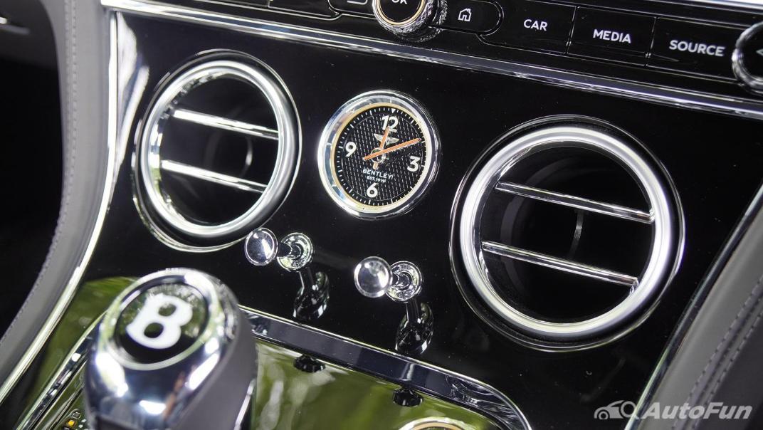 2020 Bentley Continental-GT 4.0 V8 Interior 027