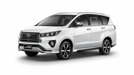 2021 Toyota Innova Crysta 2.0 Entry ราคารถ, รีวิว, สเปค, รูปภาพรถในประเทศไทย | AutoFun