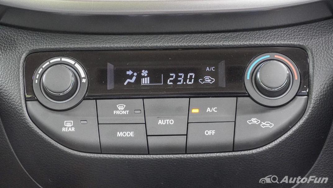 2020 1.5 Suzuki XL7 GLX Interior 019