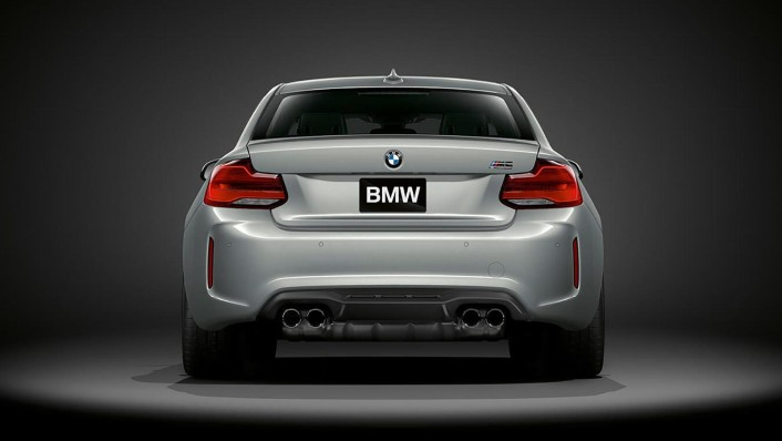 BMW M2-Coupe 2020 Exterior 002