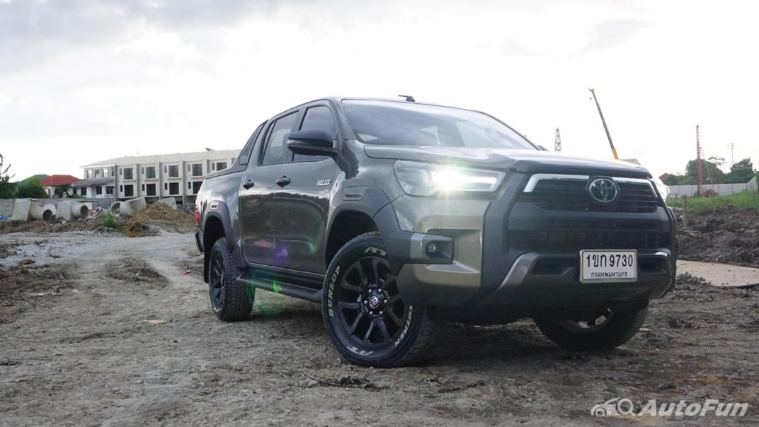 2020 Toyota Hilux Revo Double Cab 4x4 2.8High AT Exterior 018