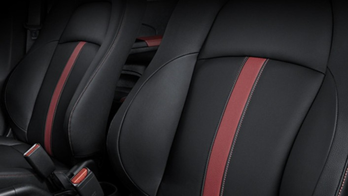 Honda BR-V Public 2020 Interior 010