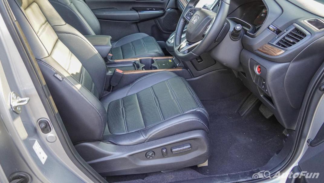 2020 1.6 Honda CR-V DT-EL 4WD Interior 034