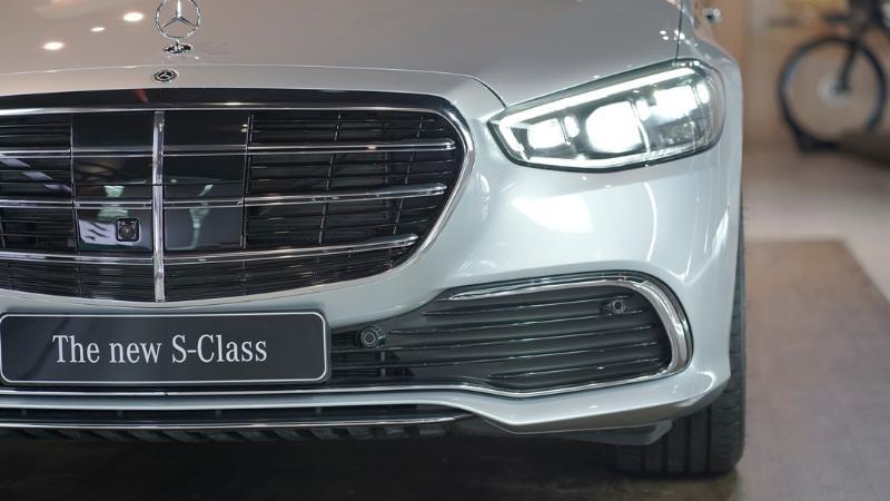 2021 Mercedes-Benz S-Class เปิดตัวในอินโดนีเซีย เล็งประกอบไตรมาส 4 แล้วไทยเมื่อไหร่ดีนะ... 02