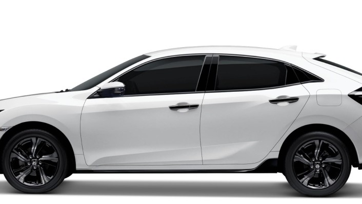 Honda Civic Hatchback 2020 Exterior 005