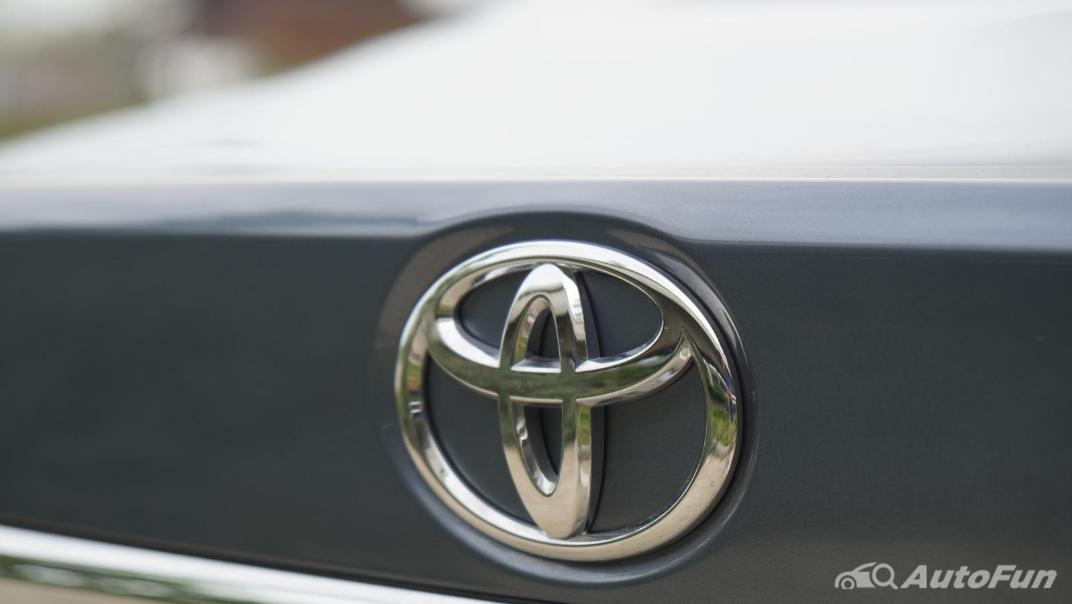 2021 Toyota Corolla Altis 1.8 Sport Exterior 030