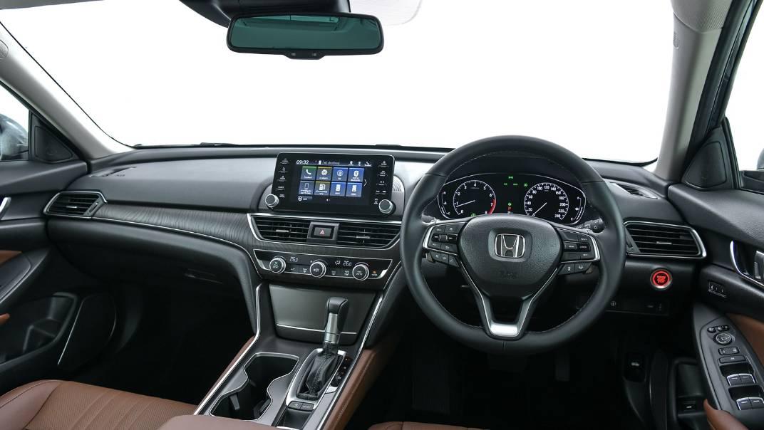 2021 Honda Accord 1.5 Turbo EL Interior 074