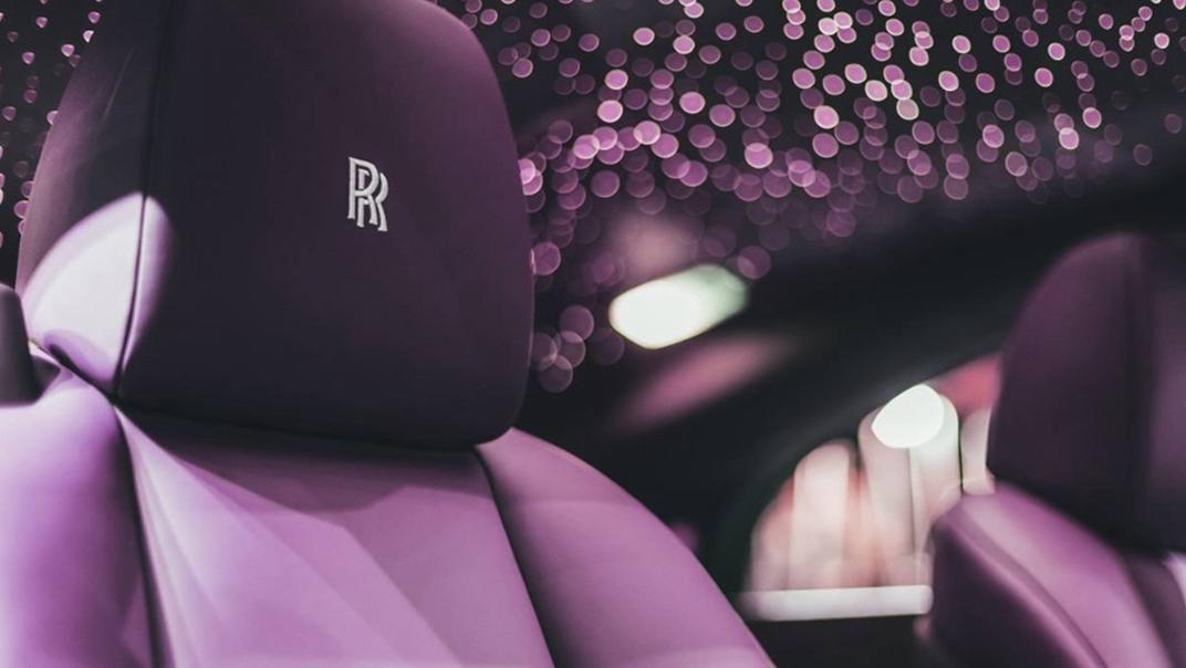 Rolls-Royce Wraith 2020 Interior 004