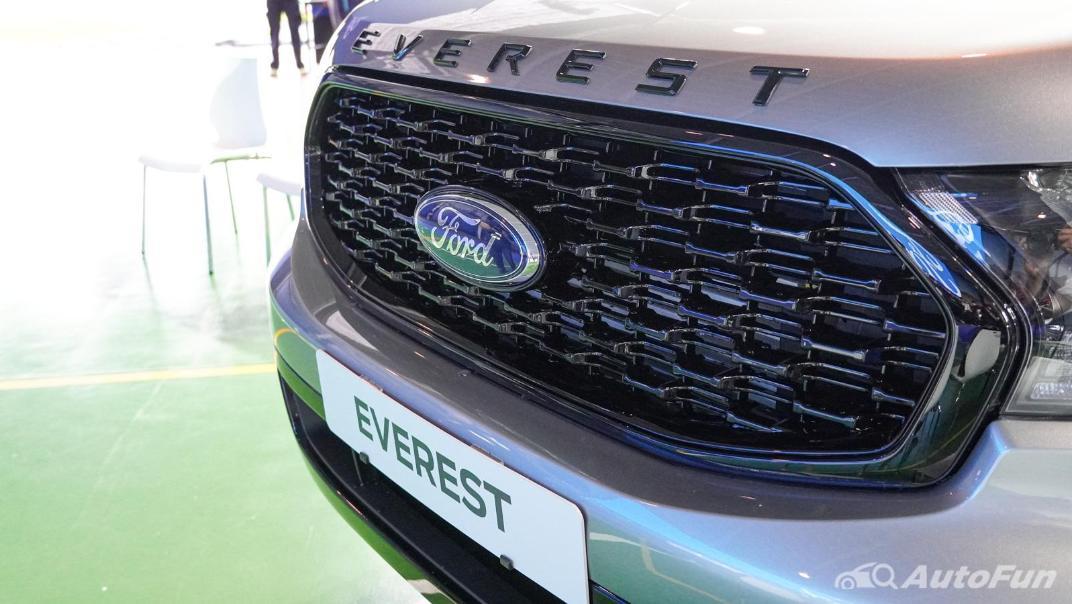 2021 Ford Everest Titanium+ Exterior 010