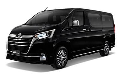 2020 2.8 Toyota Majesty Premium