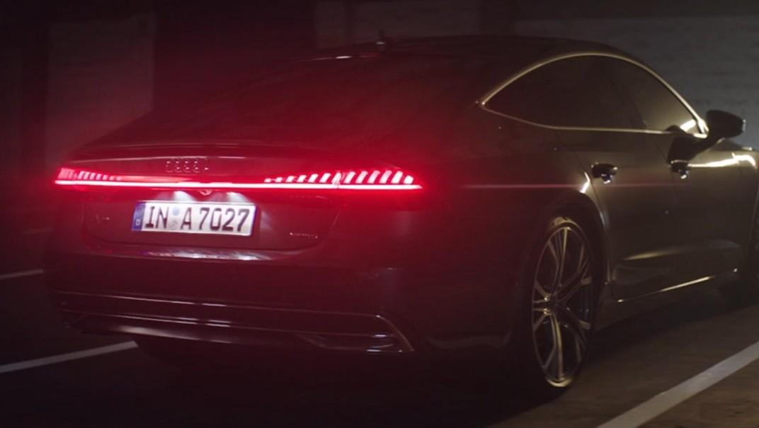 Audi A7 Sportback Public 2020 Exterior 006