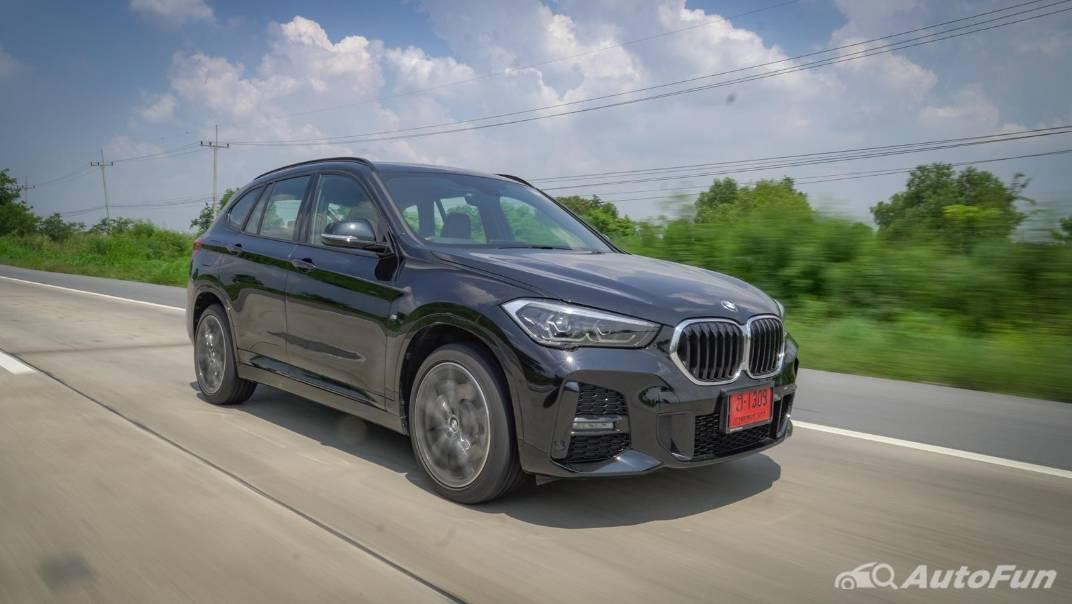 2021 BMW X1 2.0 sDrive20d M Sport Exterior 040