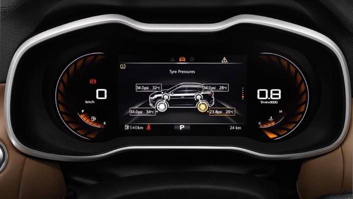 MG ZS-EV 2020 Interior 005